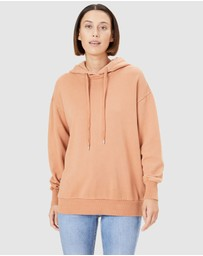 French Connection - Organic Cotton Hooded Sweat