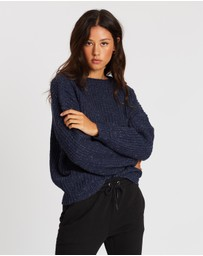 Rusty - Essence Crew Neck Knit