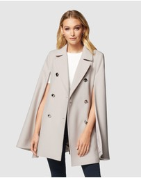 Forever New - Jocelyn cape coat