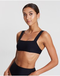 BONDI BORN - Anja II Square Neck Bikini Top
