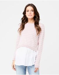 Ripe Maternity - Sia Nursing Knit