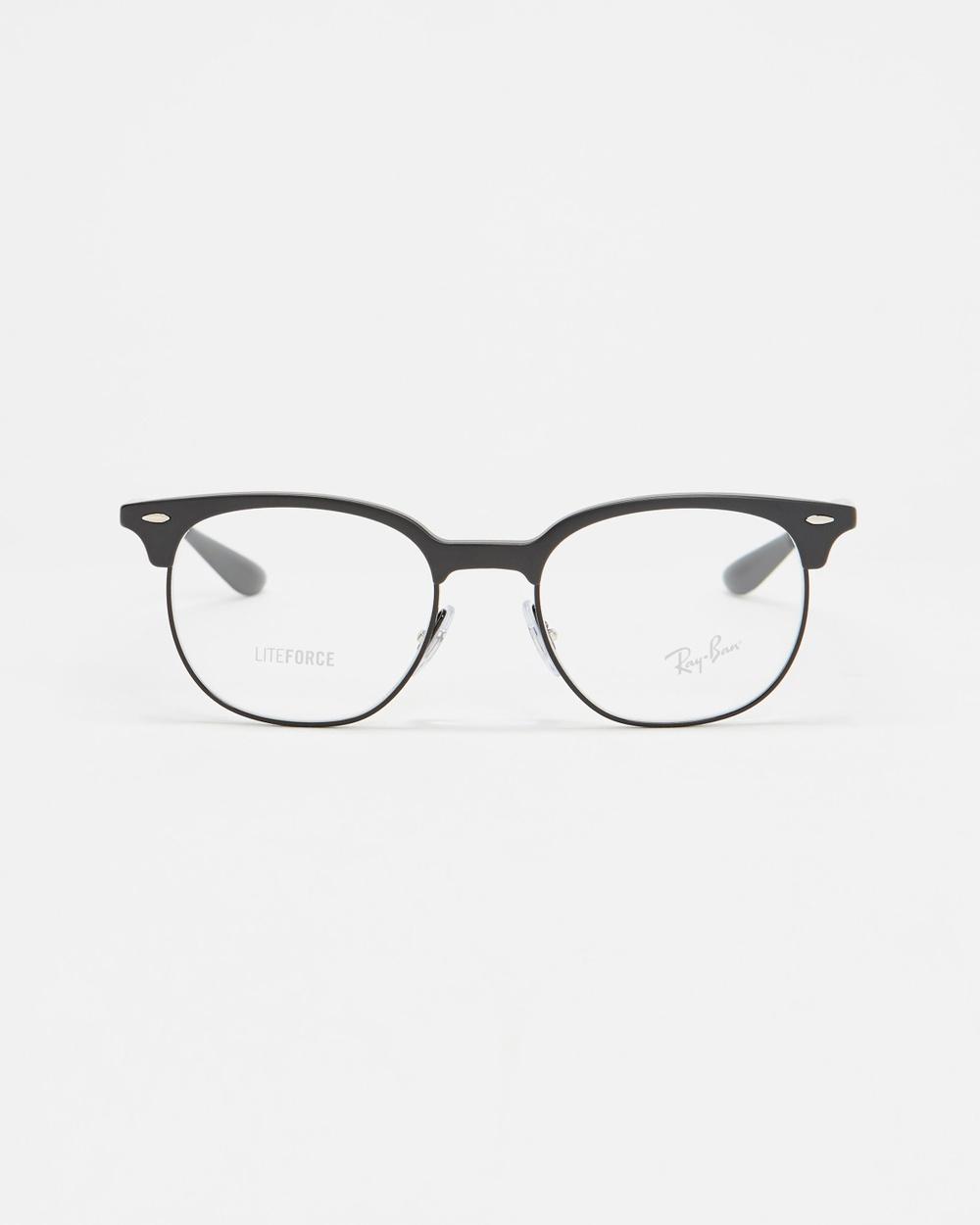 Ray-Ban Optical 0RX7186 Black