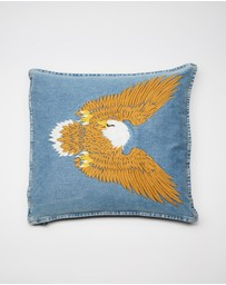 Thrills - Landing Eagle Cushion Cover