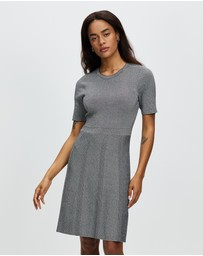 Marcs - Two Tone Knit Dress