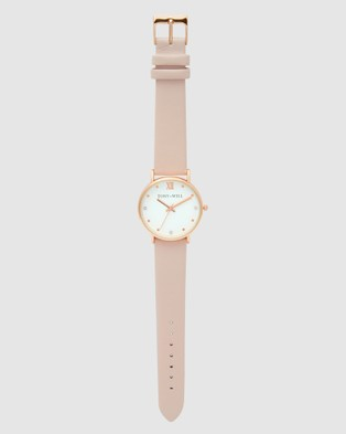 TONY+WILL Jewel - Watches (ROSE/WHITE/LT PINK)