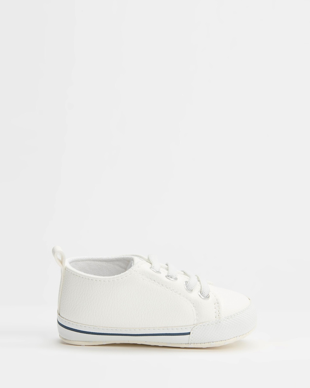 Cotton On Baby Mini Classic Trainers Babies Slip-On Sneakers White