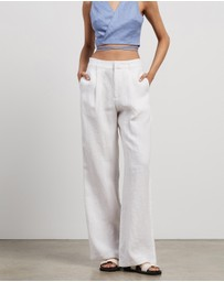 AERE - Straight Leg Pants