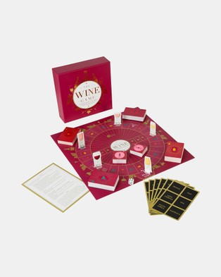 Talking Tables Wine Game - Accessories (Multi)