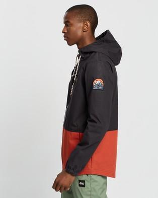 Picture Surface Jacket - Coats & Jackets (Black)