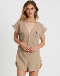 The Fated - Harlow Romper