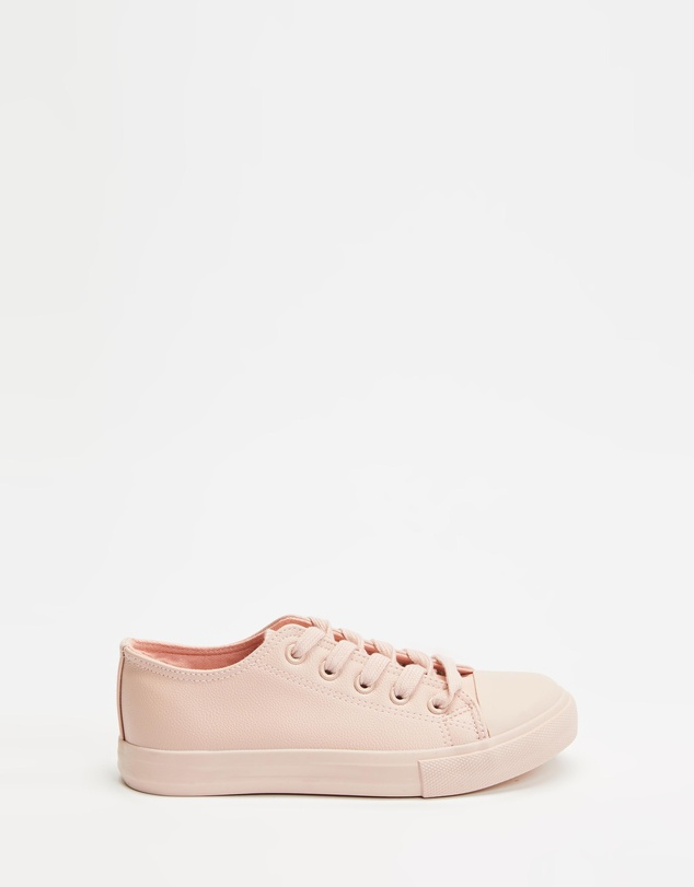 Kids Classic Lace-Up Trainers - Kids