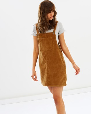 All About Eve – Moey Cord Pinafore