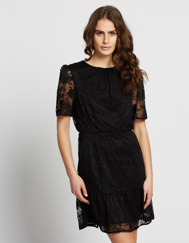 Dorothy Perkins - Lace Smock Dress