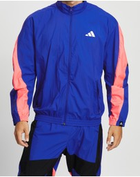 adidas Performance - Woven Tape Urban Q3 Track Jacket