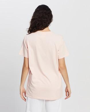 Les Girls Les Boys T Shirt - T-Shirts (Impatient Pink)