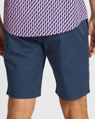 Rodd & Gunn Main Beach Shorts - Chino Shorts (Bluejay)
