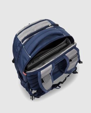High Sierra Reverb RFID Laptop Backpack - Bags (Navy & Grey)