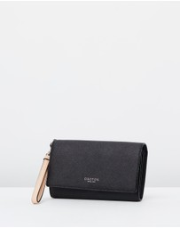 Oroton - Estate Wristlet Wallet Clutch & Pouch