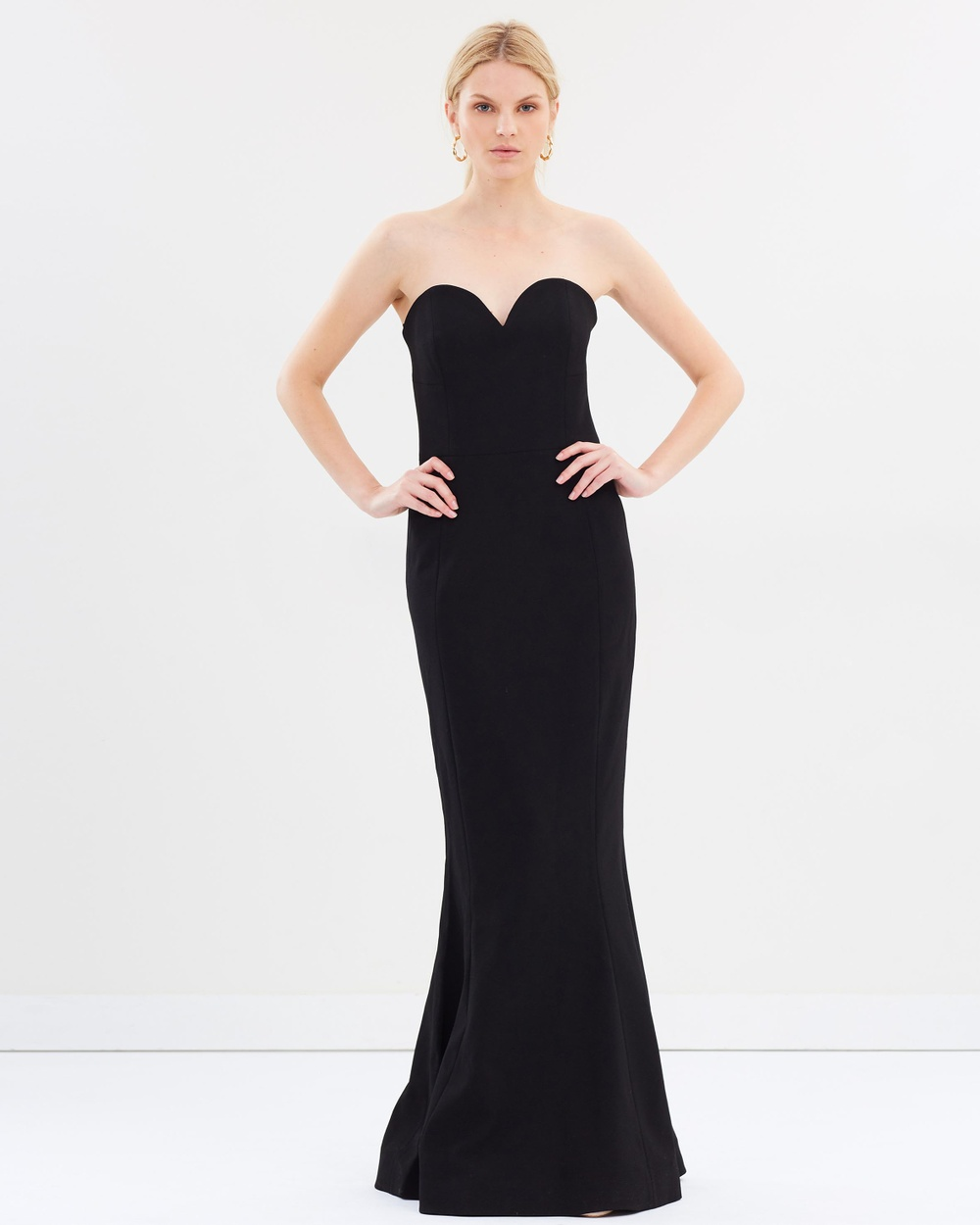 Rebecca Vallance Dahlia Gown Dresses Black Dahlia Gown