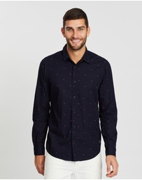 Scotch & Soda - Classic Relaxed Fit Shirt