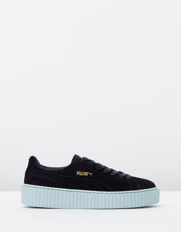 competitive price 2b622 7a142 Fenty Suede Creepers