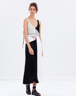ALTEWAISAOME – Vicinity Dress Multicolour