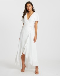 CHANCERY - Sofia Wrap Dress