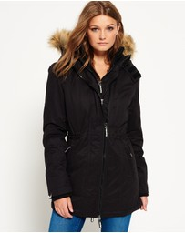Superdry - Microfibre Tall Windparka Jacket