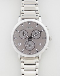 Hugo Boss - Spirit Traditional Stainless Steel Watch