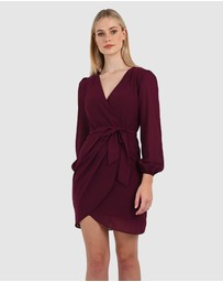 Forcast - Kimora Crossover Dress