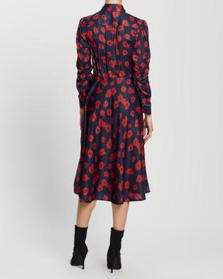 Grace Willow River Dress - Dresses (Red Poppy)