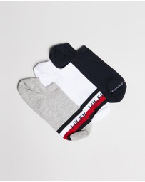 Tommy Hilfiger - 3-Pack Sport No Show Socks
