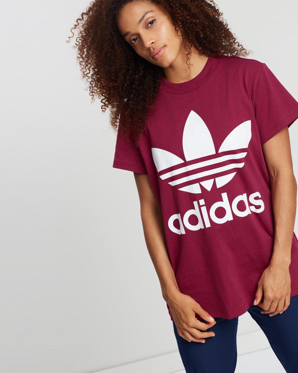 dad55d78d04 Big Trefoil Tee by adidas Originals Online | THE ICONIC | Australia