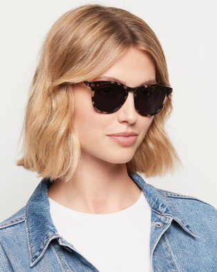 Baxter Blue - Nat Sunglasses (Quartz Tortoise)