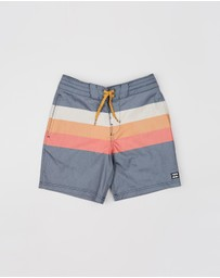 Billabong Kids - Momentum Boardshorts - Teens