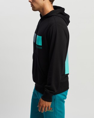 New Balance Optiks Hoodie - Hoodies (Black)