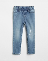 babyGap - Superdenim Destructed Jeggings