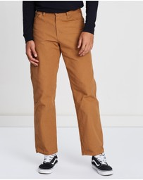 Dickies - Relaxed Fit Straight Leg Carpenter Duck Jeans