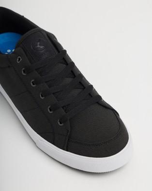 Kustom Kramer Sneaker - Sneakers (BLACK MICRO)