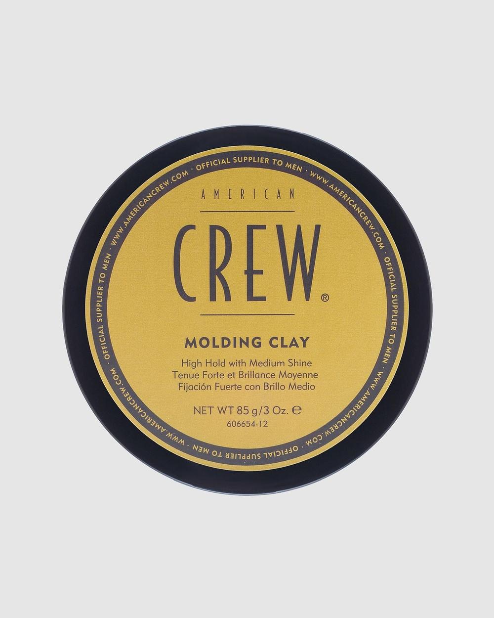 American Crew Classic Molding Clay 3oz 85g Beauty Brown & Black 3oz-85g