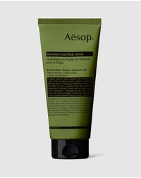 Aesop - Geranium Leaf Body Scrub 180ml