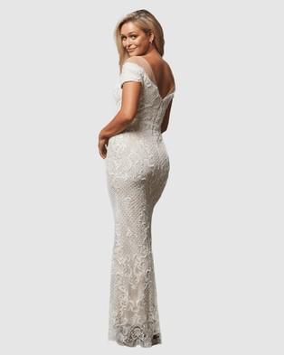 Tania Olsen Designs Evie Dress - Bridesmaid Dresses (Vintage White)