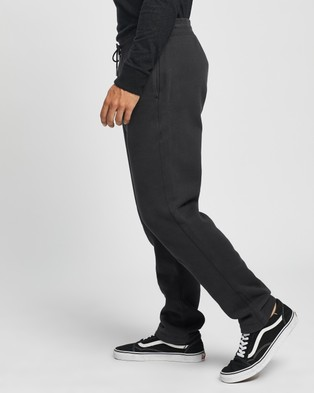 Abercrombie & Fitch Icon Classic Sweatpants Dark Grey