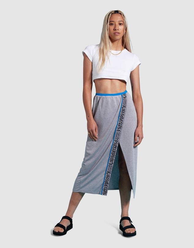 Women Sports Lifestyle Cross Over Skirt