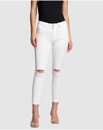 RES Denim - Kitty Skinny Crop Jeans