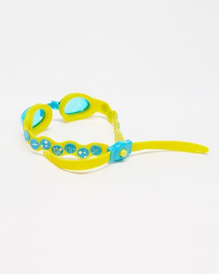 Speedo Infant Spot Goggles   Kids - Swimming / Towels (Yellow & Turquoise)
