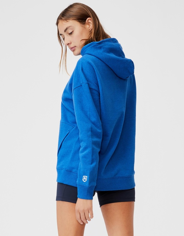 Women NRL Bulldogs Embroidered Pocket Hoodie