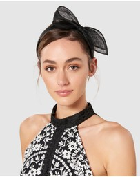 Forever New - Pippa Asymmetric Bow Headband