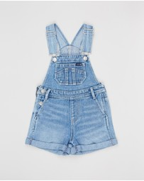 Riders Jnr By Lee - Short Dungarees - Kids