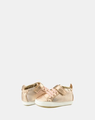 Old Soles Cheer Bambini - Sneakers (Copper/White)